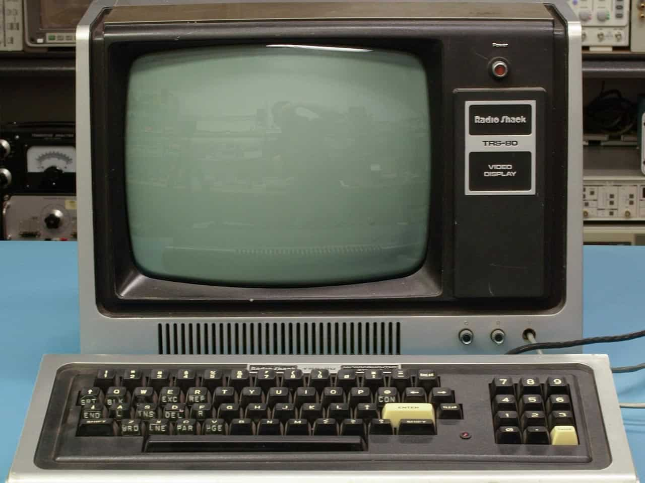 My Early Days in the Computer Revolution